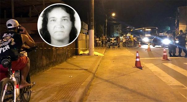 Acidente com morte em Piúma. Crédito: Internauta | Gazeta Online