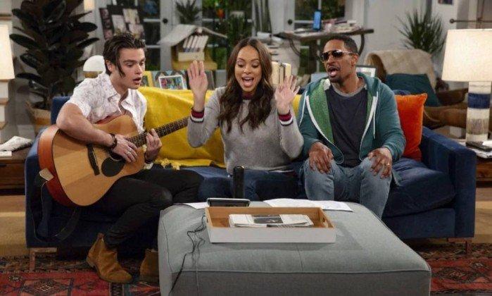 'Happy together': série da CBS é inspirada em vida de Harry Styles e terá cantor como produtor. Crédito: Divulgação