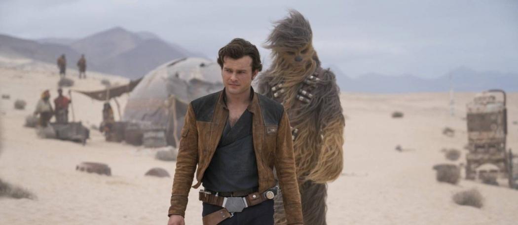 Han Solo: Uma História Star Wars. Crédito: DIsney