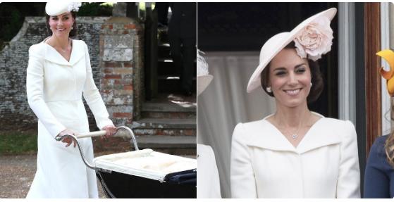 be1832533016 Kate Middleton repete vestido no casamento real | A Gazeta