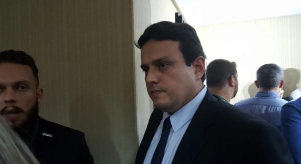 Delegado Romel Pio Junior, titular da Delegacia Especializada de Investigações Criminais (Deic)