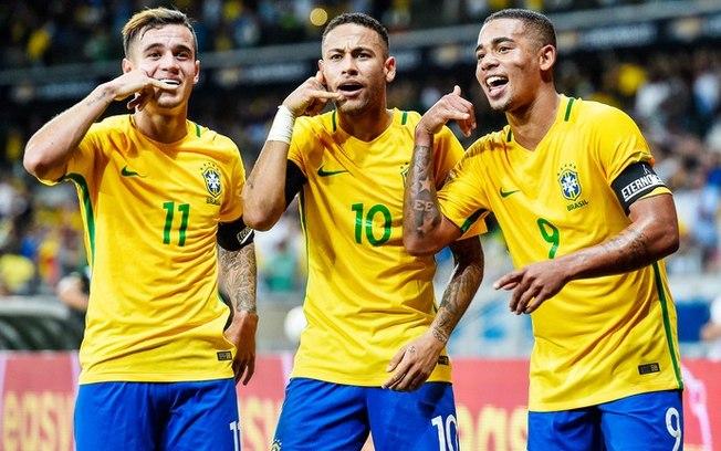 Copa da Rússia  dias de jogos da Seleção Brasileira serão feriado ... f9ab4e5e8045b