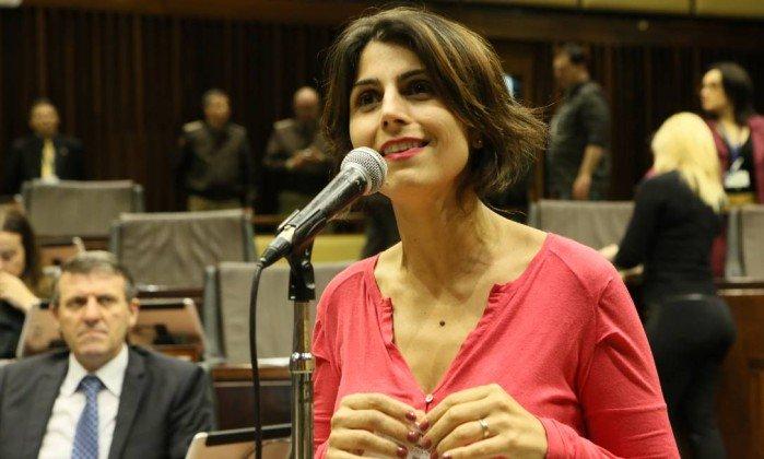 Manuela D'Ávila. Crédito: Divulgação