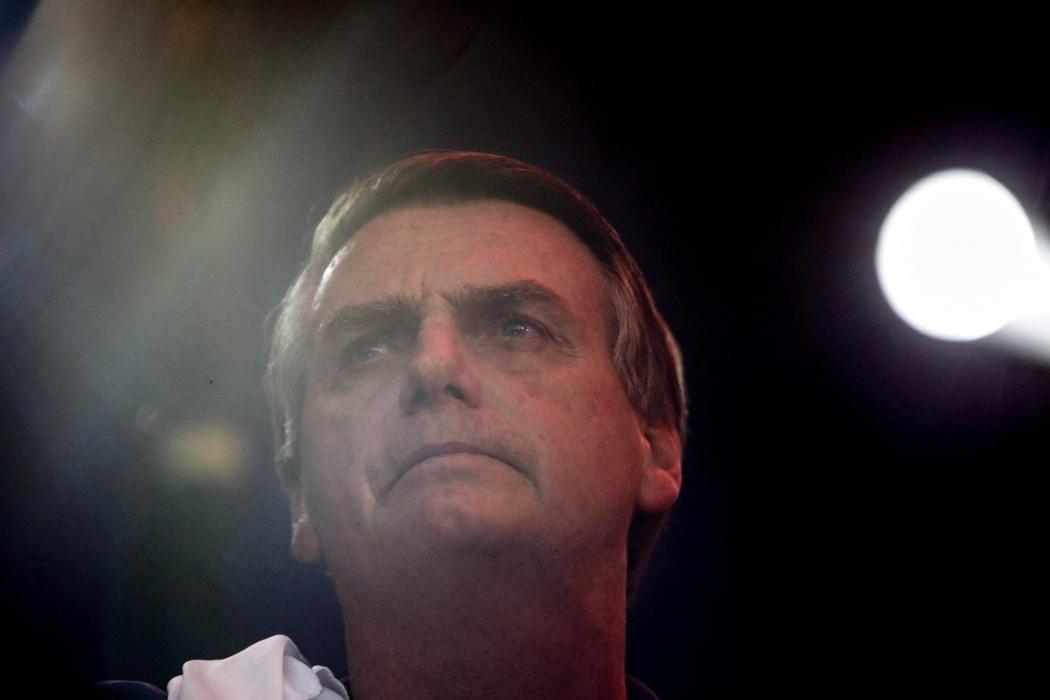 O deputado federal Jair Bolsonaro. Crédito: GABRIELA BILO/ESTADÃO