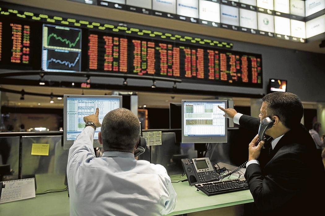 Bolsa de Valores: ações da Petrobras fecharam em alta após tombo da sexta-feira. Crédito: Bolsa de Valores/arquivo