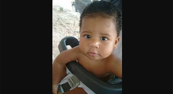 João Otávio tinha apenas dois anos de idade