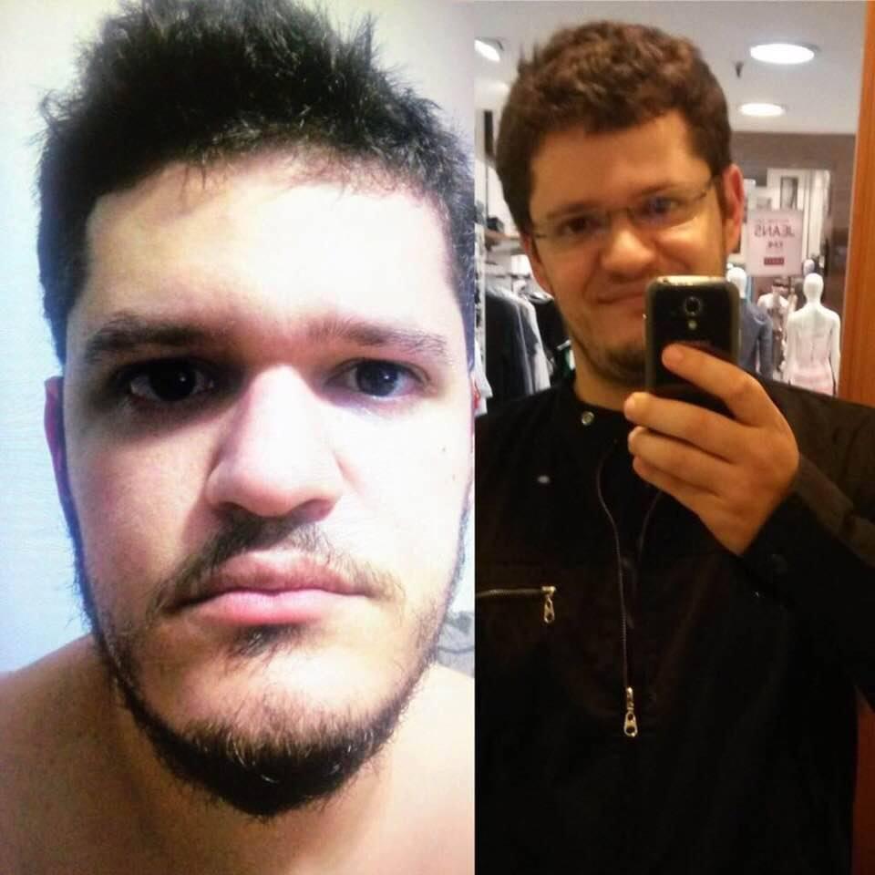 Willian Metzker Soares, de 30 anos, desapareceu em Jardim da Penha - Vitória. Crédito: Internauta | Gazeta Online