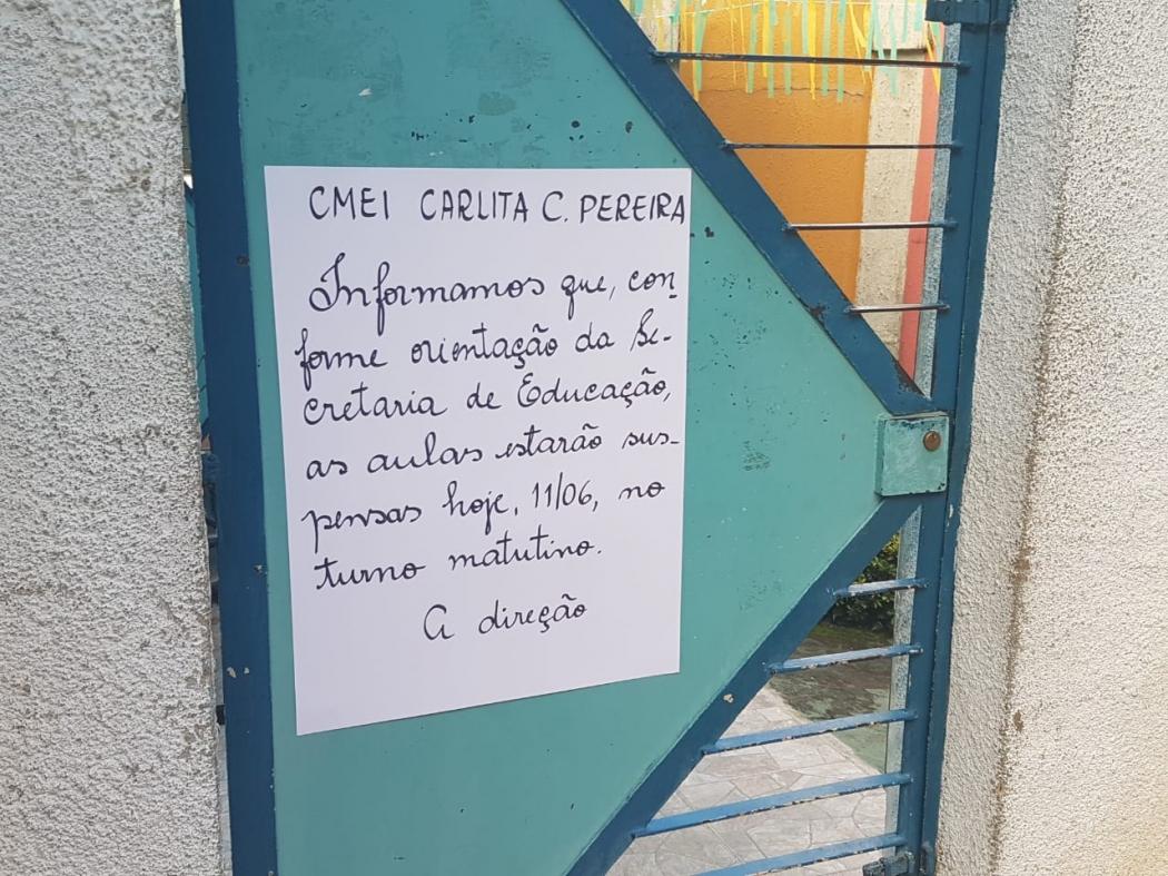 Movimentação no Morro da Piedade, em Vitória, nesta segunda-feira (11). Crédito: Eduardo Dias