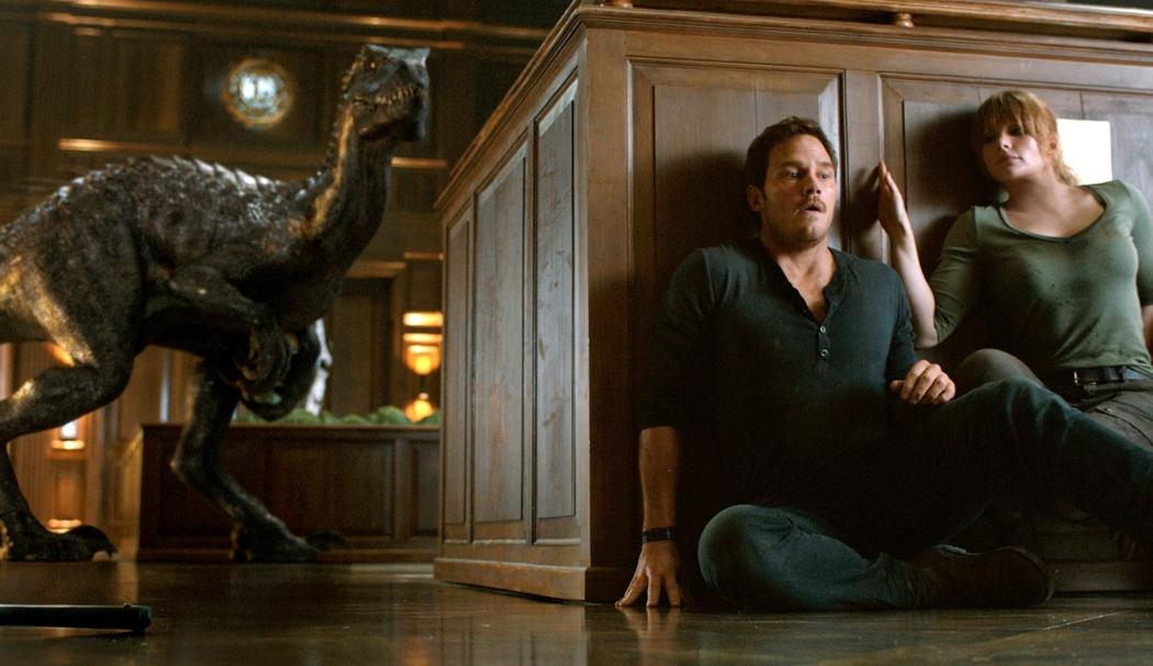 Filme tem uma nova ameaça: o Indoraptor. Crédito: Universal Pictures/Divulgação