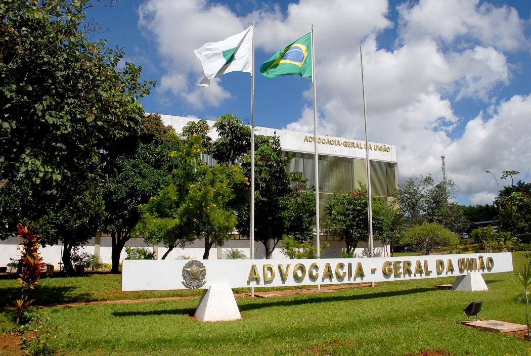 Sede da AGU em Brasília. Crédito: Divulgação AGU