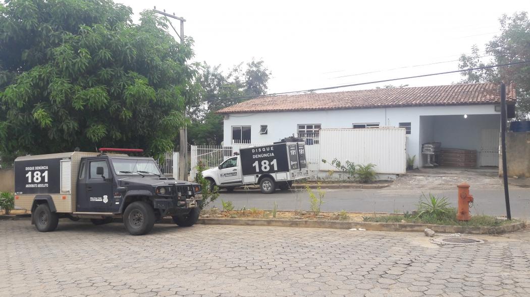 Corpo foi encaminhado ao Serviço Médico Legal (SML) de Colatina. Crédito: Brunela Alves | Arquivo