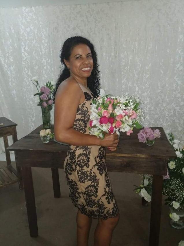 Zenilda de Souza. Crédito: Facebook