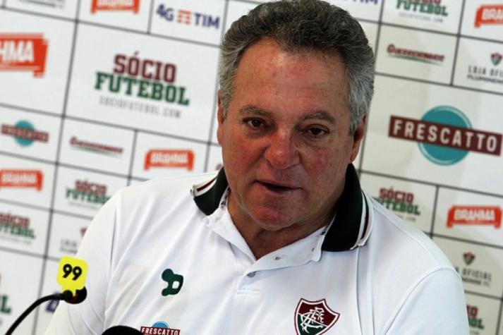 Abel Braga pediu demissão do Fluminense. Crédito: Arquivo/Lance