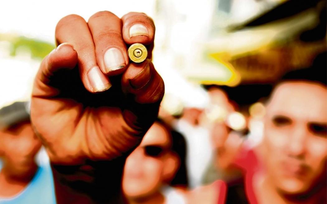 O uso excessivo de violência e policiais é alvo de investigação. Crédito: Fernando Madeira
