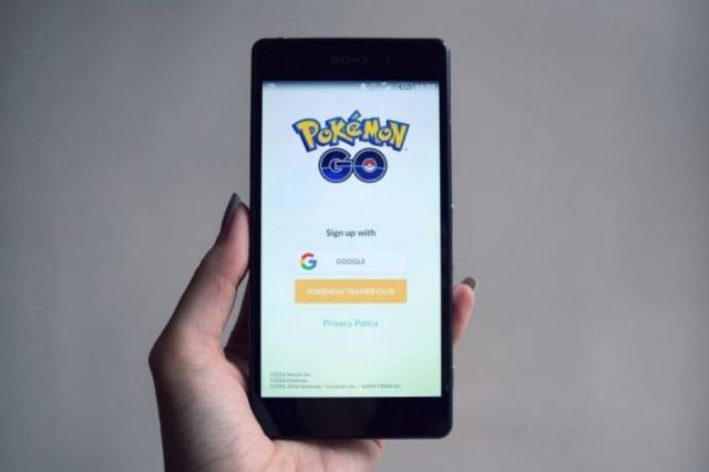 'Pokémon Go' é um jogo de realidade virtual. Crédito: Pixabay