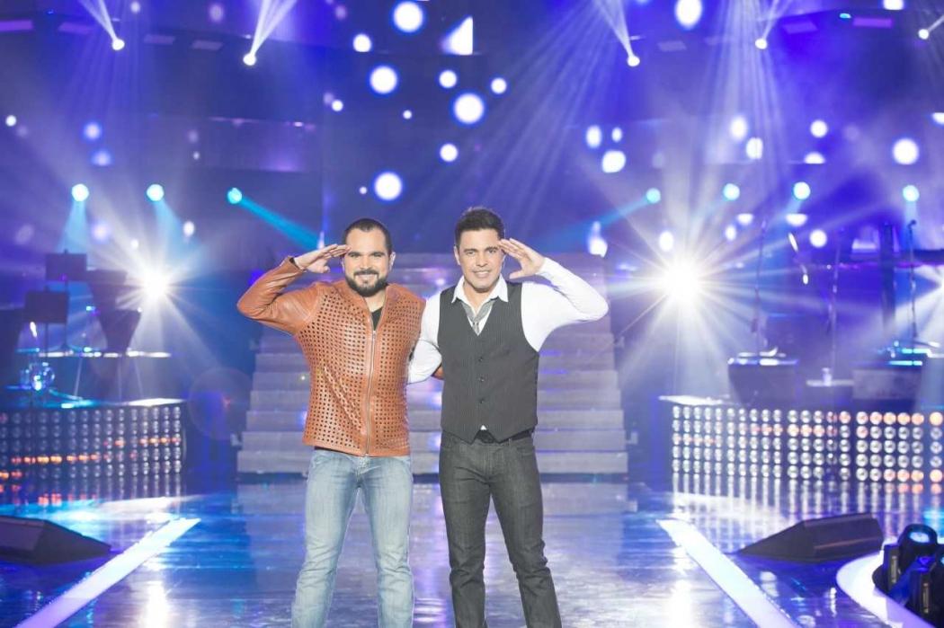 Zezé Di Camargo e Luciano fazem show em Vila Velha. Crédito: RF Comunicação/Divulgação