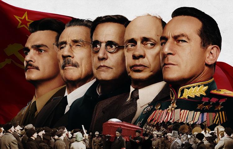 A Morte de Stalin mostra briga política por poder. Crédito: Paris Filmes/Divulgação