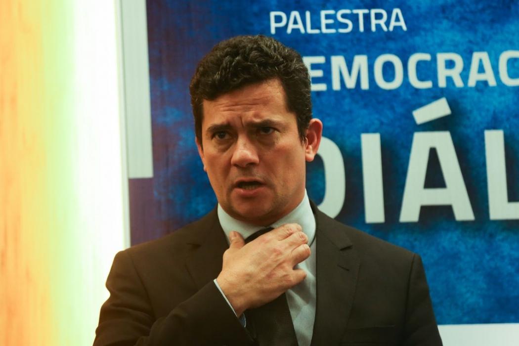 Sérgio Moro. Crédito: Agência Brasil