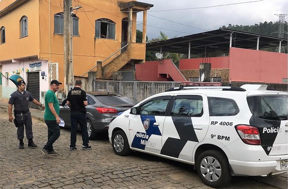 Mais duas pessoas presas durante Operação Panaceia em Cachoeiro. Crédito: Divulgação -  Ministério Público