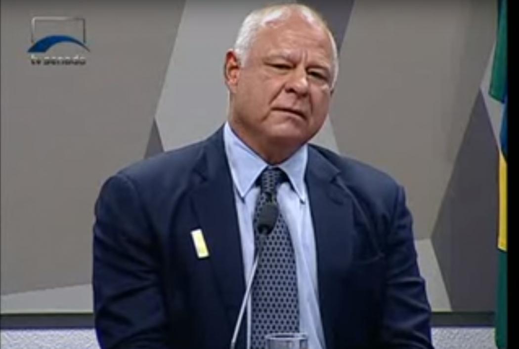 """O empresário Miguel Iskin é apontado pelo Ministério Público Federal (MPF) como o """"grande corruptor"""" da iniciativa privada na área da saúde no Estado do Rio há pelo menos 30 anos. Crédito: Reprodução/YouTube"""