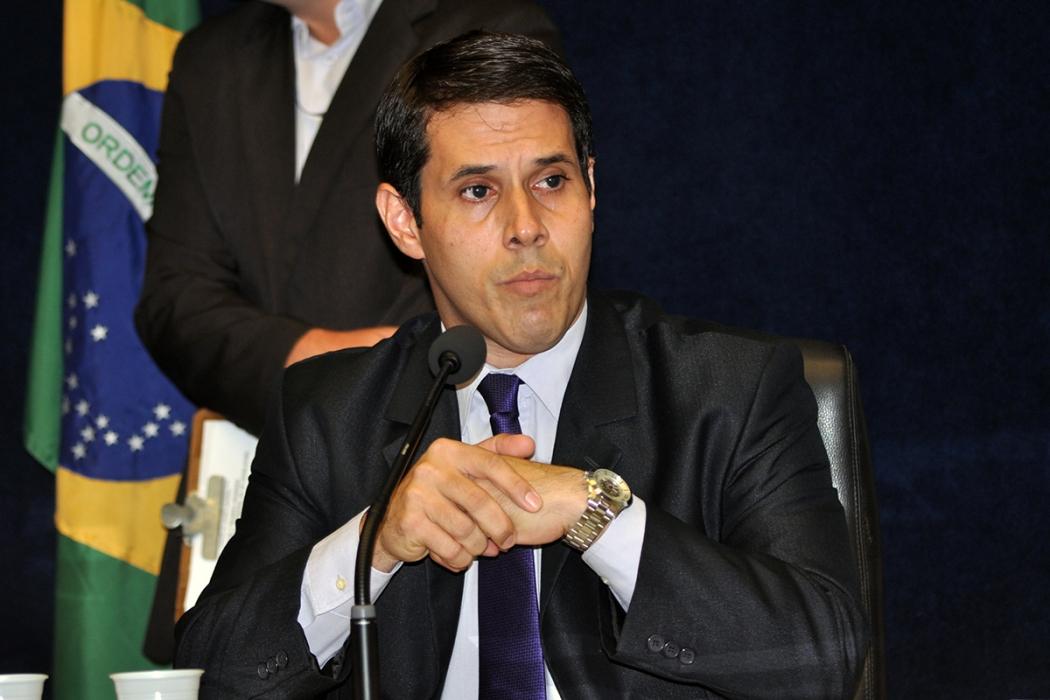 O deputado Amaro Neto. Crédito: Reinaldo Carvalho | Ales | Arquivo