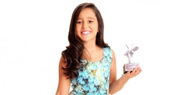 A ex-The Voice Kids Sophia Martins é uma das atrações do evento. Crédito: Divulgação