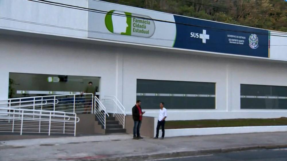 Nova sede da Farmácia Cidadã fica na Praia do Suá, em Vitória. Crédito: Vinícius Gonçalves/ TV Gazeta