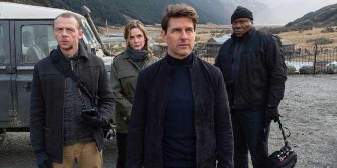 """""""Missão: Impossível - Efeito Fallout"""". Crédito:  Paramount Pictures/Divulgação"""