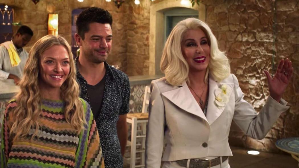 """""""Mamma Mia! Lá Vamos Nós de Novo!"""". Crédito: Universal Pictures/Divulgação"""