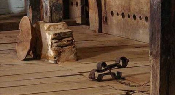 Instrumentos de tortura usados por senhores de engenho contra os escravos