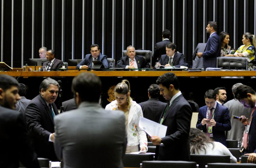 Votação da LDO só terminou na noite de quarta-feira (11). Crédito: Luis Macedo/Câmara dos Deputados