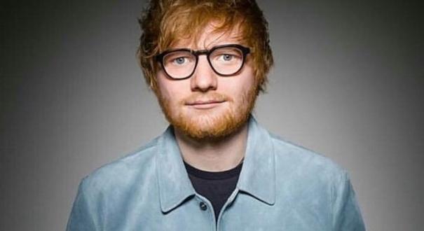 Ed Sheeran. Crédito: Gerhard Kassner/Reprodução/Instagram @teddysphotos