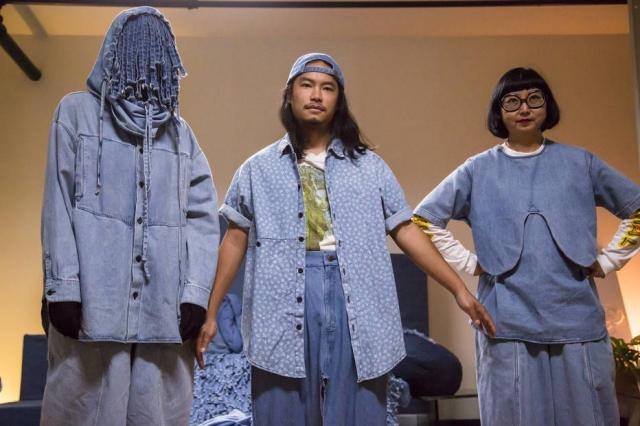 O designer Kyle Ng, no espisódio da série 'Social Fabric' dedicado ao jeans. Crédito: Social Fabric/Netflix