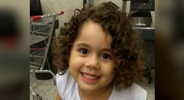 Helora foi a única sobrevivente que resultou na morta dos pais Henrique e Mery Ângela, em Mato Grosso do Sul. Crédito: Reprodução | Facebook