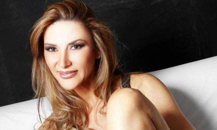 Lilian Calixto veio para o Rio, de acordo com a família, para procedimento estético. Crédito: Reprodução