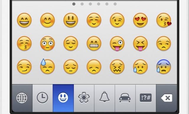 Dia 17 de julho é o Dia Mundial do Emoji. Crédito: Apple via The New York Times