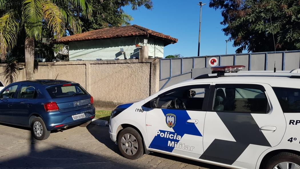 Operação do Ministério Público do Estado do Espírito Santo nesta terça-feira (17). Crédito: Caíque Verli