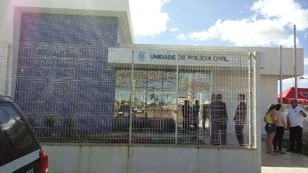 Caso foi registrado na Delegacia de Pedro Canário. Crédito: Divulgação/Polícia Civil