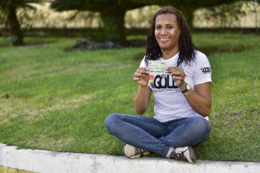 A agente de prevenção Maria José dos Santos, de 48 anos. Crédito: Marcelo Prest
