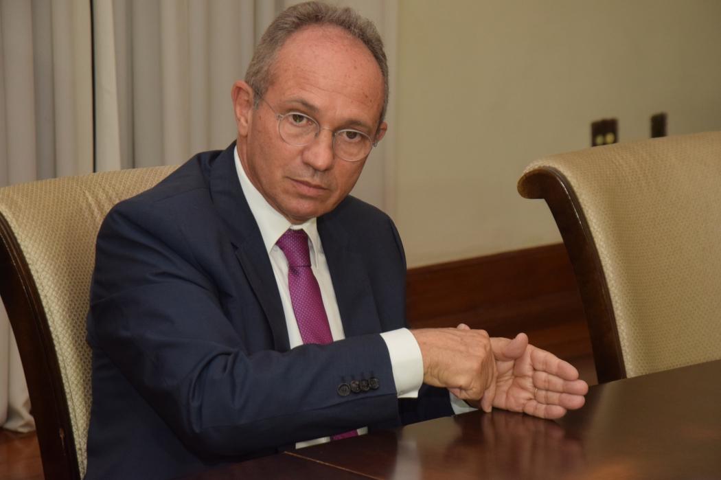 O governador Paulo Hartung. Crédito: Fred Loureiro/Secom