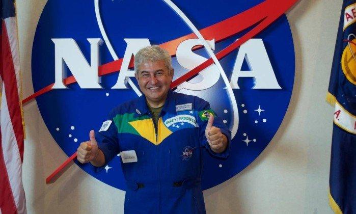 Marcos Pontes, ministro de Ciência, Tecnologia, Inovação e Comunicações. Crédito: Reprodução