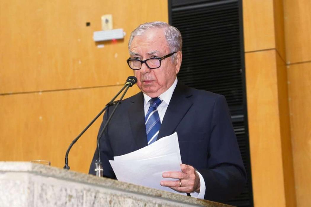 José Ignácio Ferreira foi governador do Estado. Crédito: Tati Beling/Ales