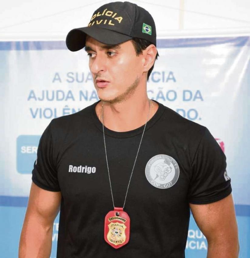 Rodrigo Sandi Mori, que comandou as investigações. Crédito: Fernando Madeira