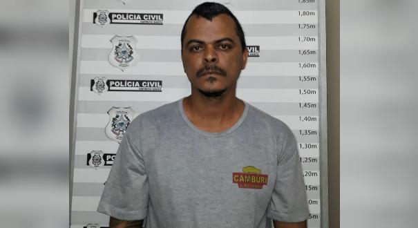 Ayres Francisco dos Santos usava o próprio estabelecimento para cometer crimes . Crédito: Divulgação