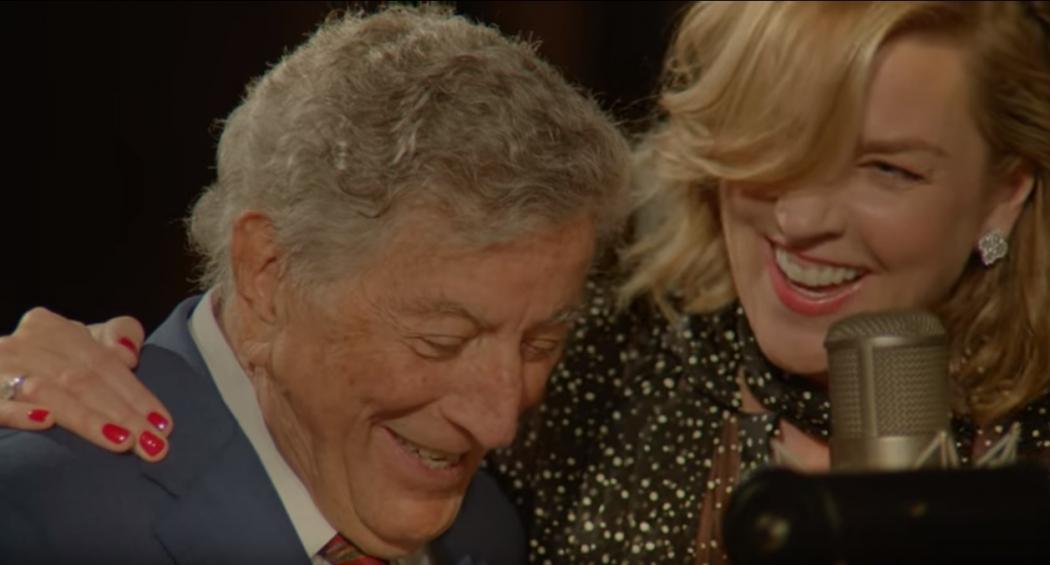 Aos 92 anos, Tony Bennett lança álbum em parceria com Diana
