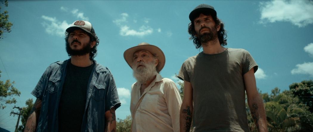 Mozine, Fernando Teixeira e Will Just estão na jornada pelo interior do Espírito Santo. Crédito: Reprodução/Os incontestáveis