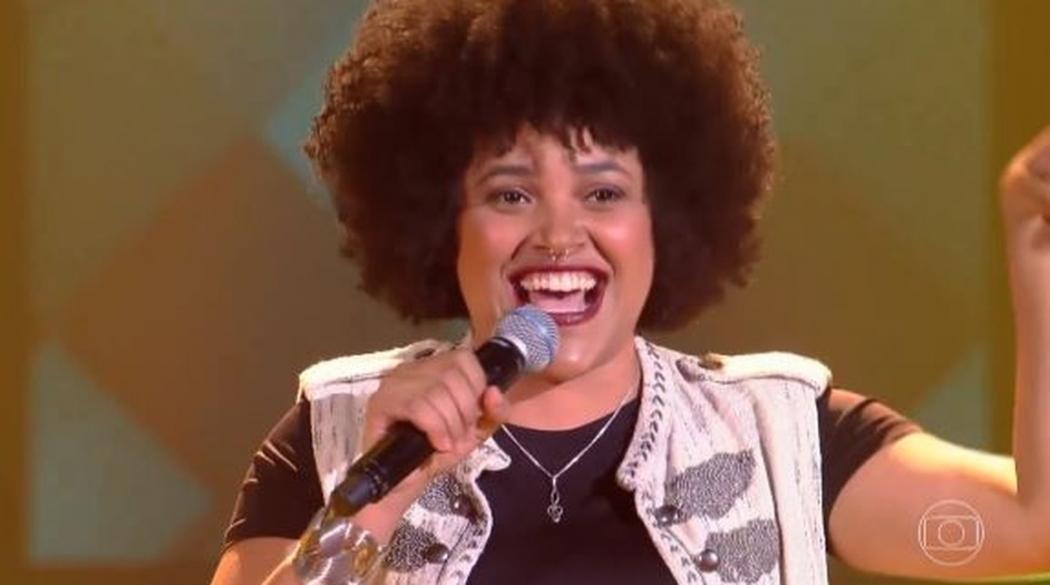 Tamires Braga. de 25 anos, é a 3ª capixaba aprovada no reality da Globo nesta edição; audições às cegas acabaram nesta quinta (9)