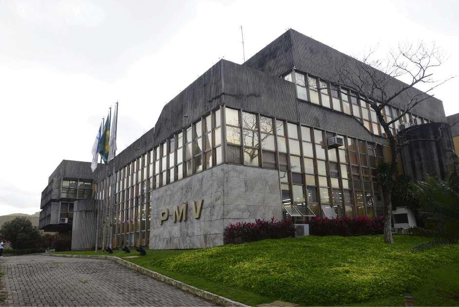 Até o prédio da Prefeitura de Vitória está sem alvará dos Bombeiros. Crédito: Vitor Jubini | Arquivo | GZ