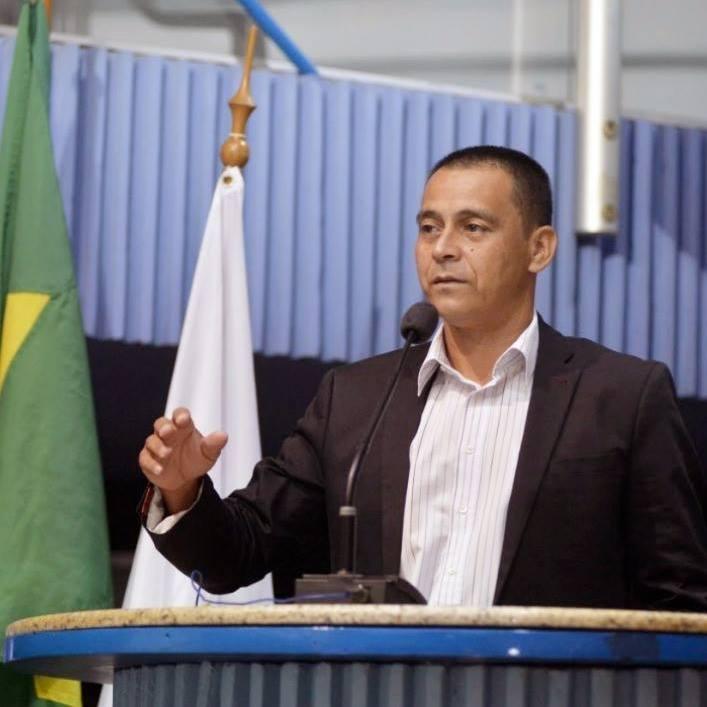 Cléber Felix (PP) é o presidente da Câmara de Vitória. Crédito: Reprodução/Facebook