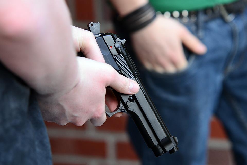 Arma - tiro - porte de arma. Crédito: Reprodução/Pixabay